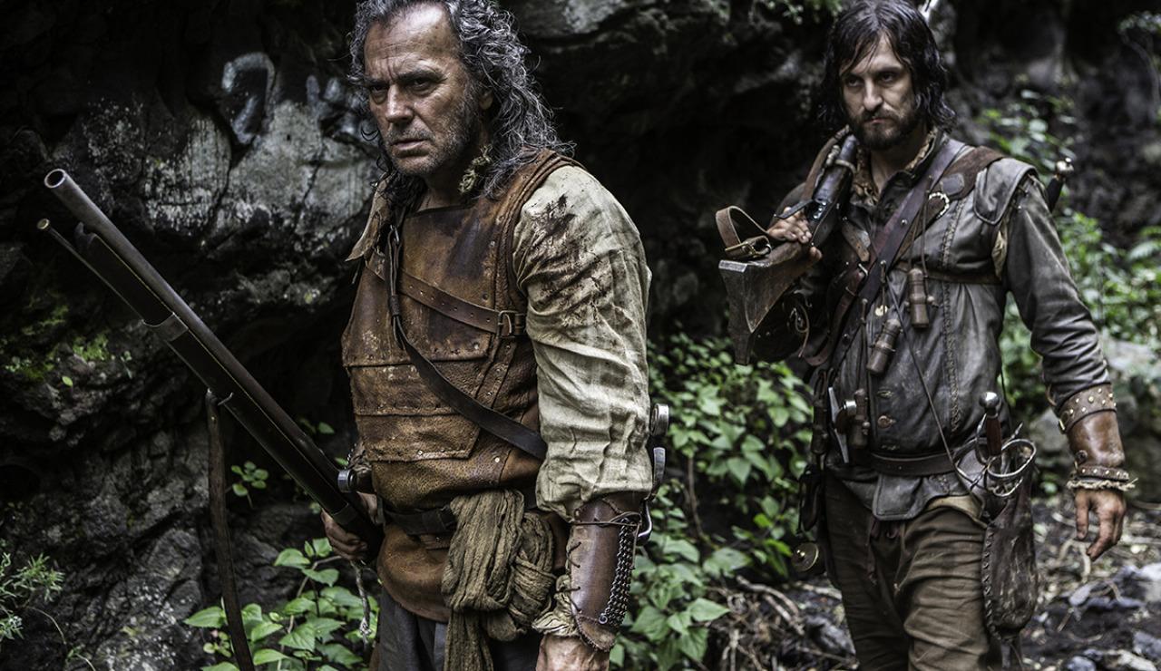 Raúl Arévalo y Jose Coronado protagonizan 'Oro', lo nuevo de Agustín Díaz Yanes
