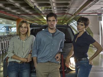 Aura Garrido, Quim Gutiérrez y Verónica Echegui protagonizan 'La Niebla y la Doncella'