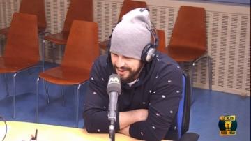 Mario Casas en Melodía FM presentado Contratiempo