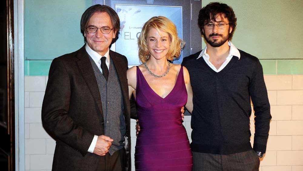 José Coronado, Belén Rueda y Hugo Silva protagonizan 'El Cuerpo'