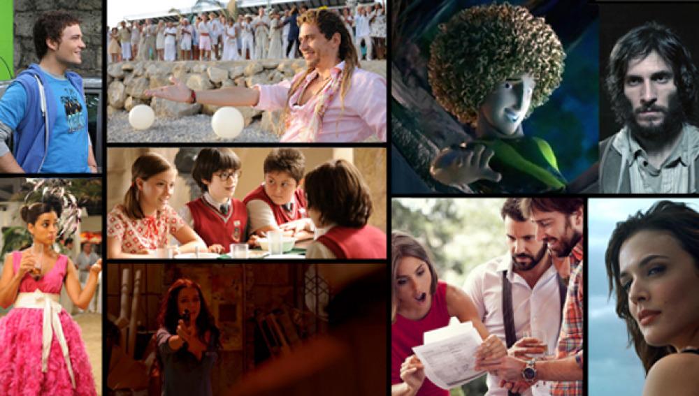 Montaje Antena 3 Films