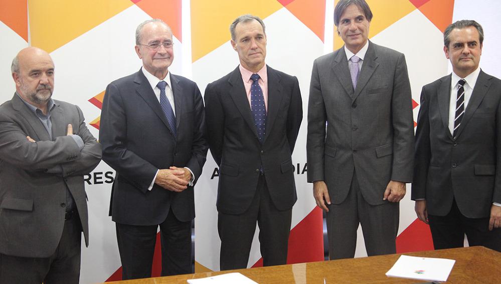 Atresmedia renueva el patrocinio del Festival de Málaga