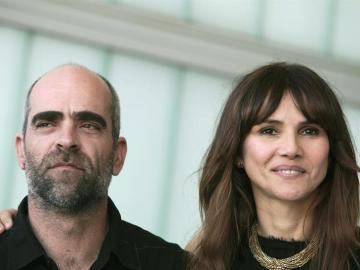 Luis Tosar y Goya Toledo presentan el rodaje de 'El Desconocido'