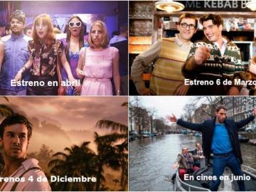 Estrenos de Atresmedia Cine en 2015