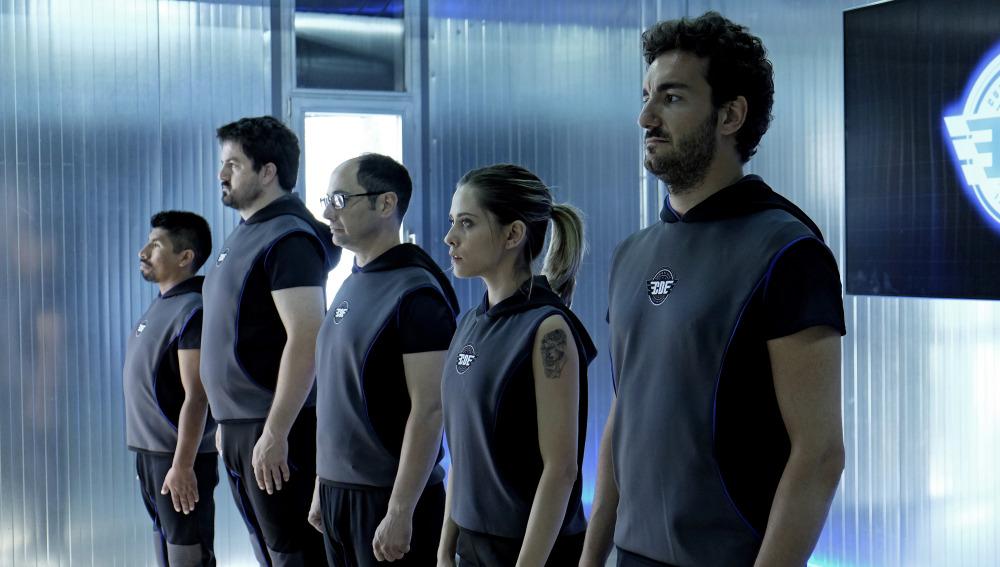 Atresmedia Cine inicia el rodaje de la comedia 'Cuerpo de Élite: Misión Palomares'