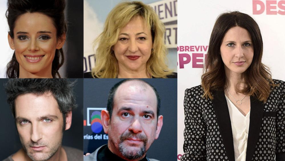 Manuela Moreno comienza el rodaje de 'Rumbos'