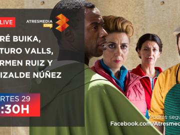 Facebook Live atresmediacine