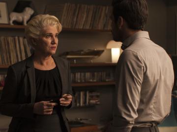 Virginia Goodman (Ana Wagener) es la mejor preparadora de testigos que existe