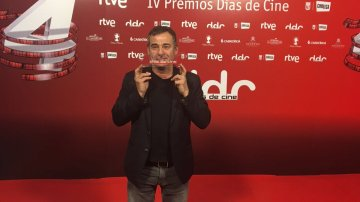 Eduard Fernández, Premio a Mejor Actor