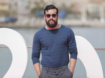 Mario Casas presenta 'El Bar' en Málaga