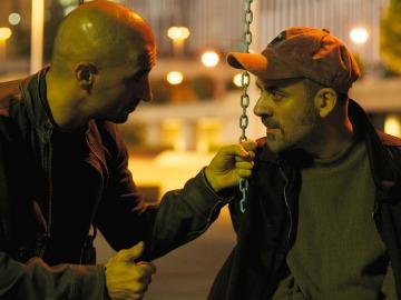 Javi Gutiérrez y Alain Hernández