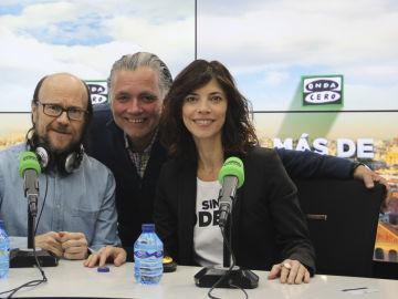 Santiago Segura y Maribel Verdú