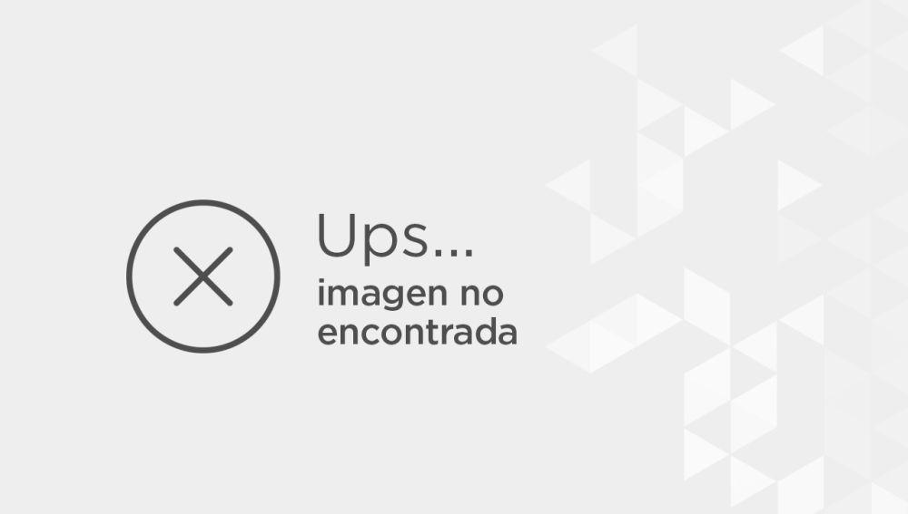 Lucas (Ernesto Sevilla) es el mejor amigo y apoyo de Jorge (Hugo Silva).