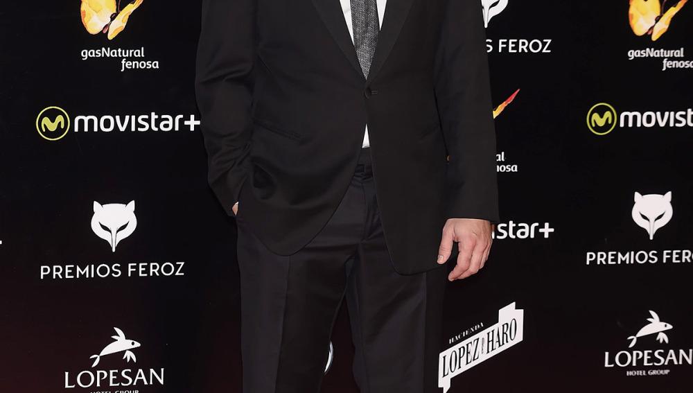 Luis Tosar se puso traje de Armani