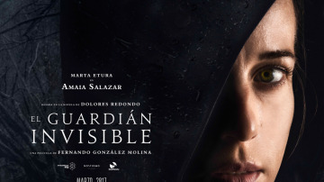 Primer Cartel de El Guardián Invisible