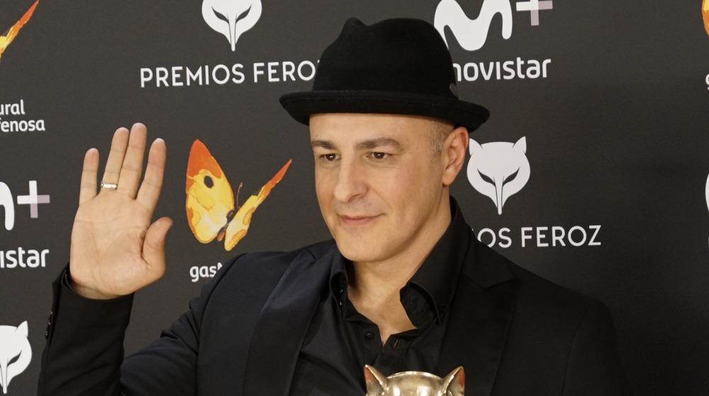 Roberto Álamo, Premio Feroz a Mejor Actor Protagonista por Que Dios Nos Perdone