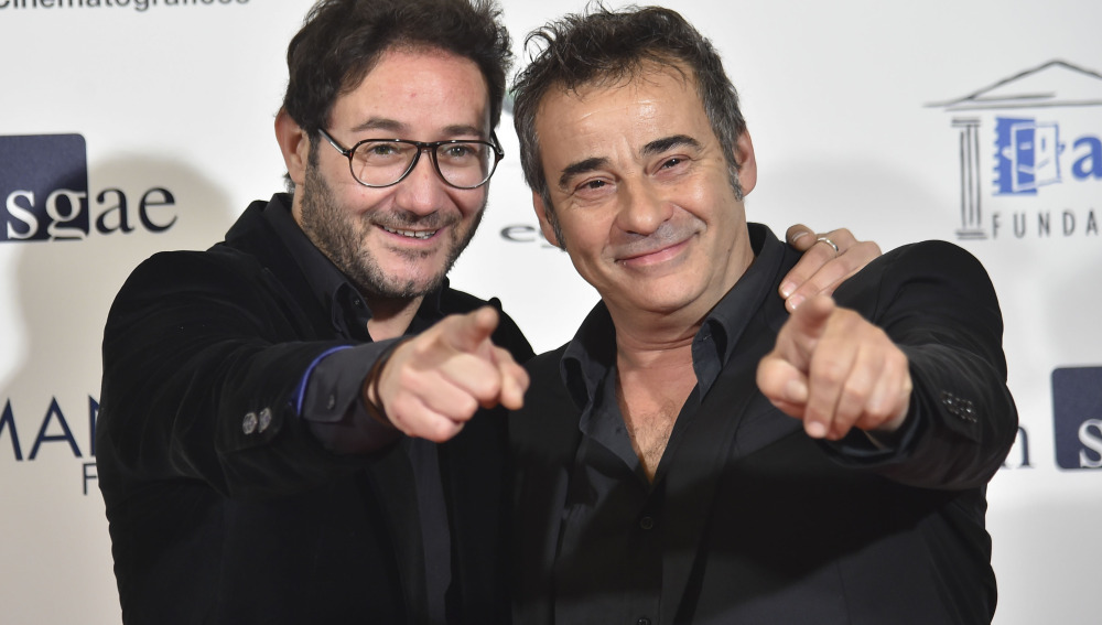 Eduard Fernández y Carlos Santos nominados por El Hombre de las Mil Caras