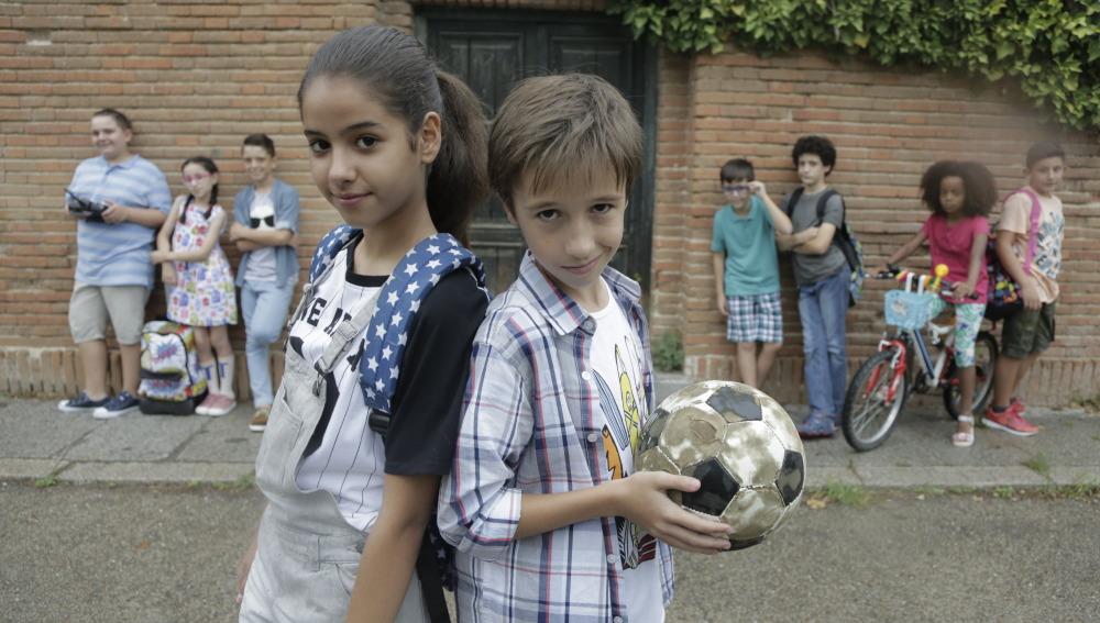Comienza el rodaje de 'Los Futbolísimos'