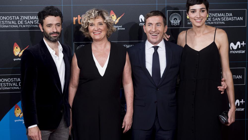 El Reino en el Festival de cine de San Sebastián