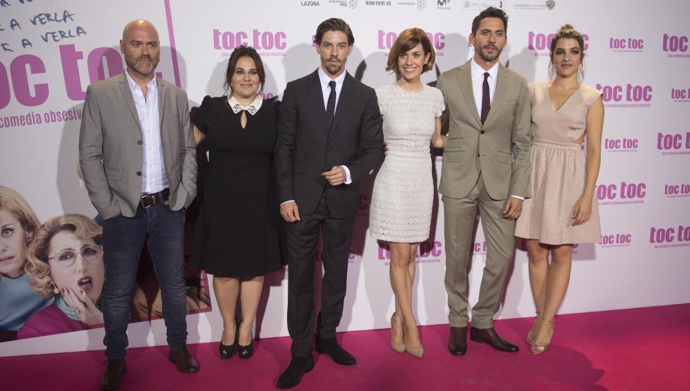 El equipo de Toc Toc