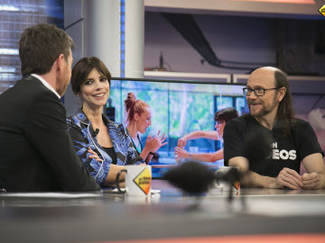 Santiago Segura se deshace en halagos con Maribel Verdú por su trabajo en 'Sin rodeos'